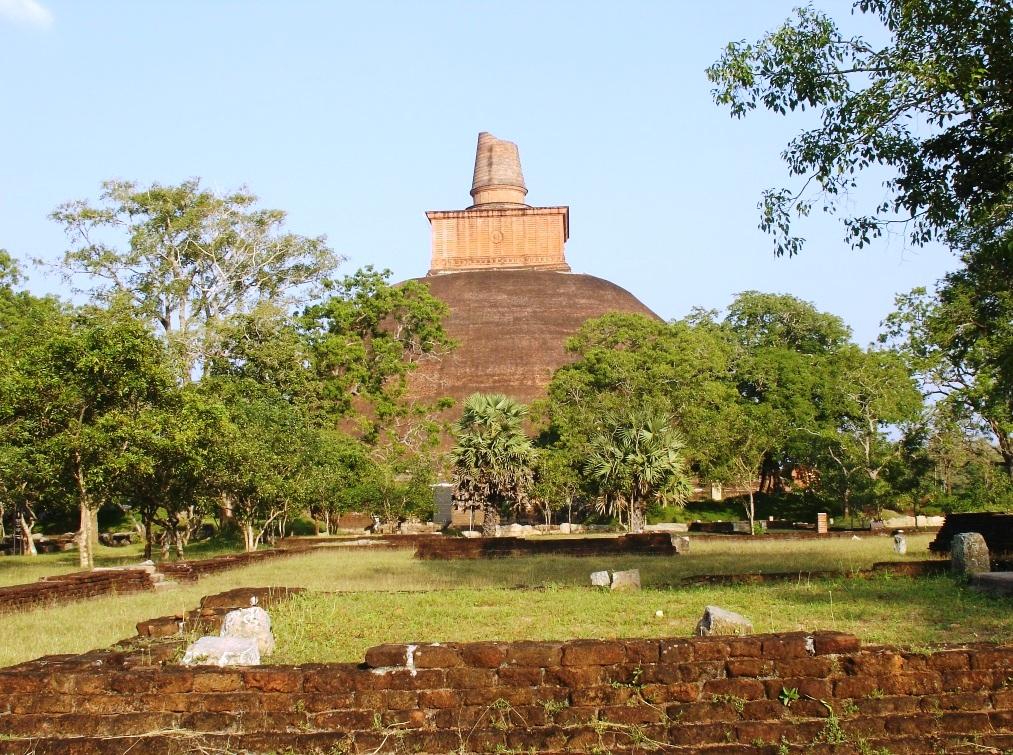 Découvrez Anuradhapura – les ruines d'anciennes capitales