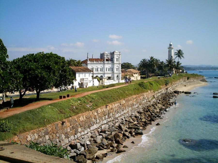 Découvrez Galle – la ville au fort hollandais du Sri Lanka