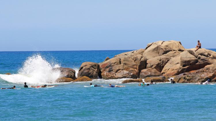 arugam baie surf